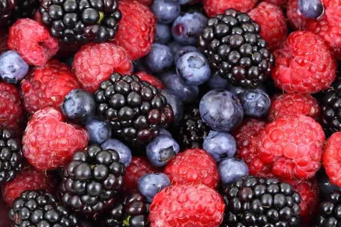 Lækre vilde bær fra naturen